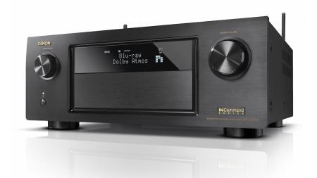 Denon - Csúcskategóriás Dolby Atmos receiverek !