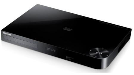 Samsung BD-F8900 Smart Blu-ray lejátszó.